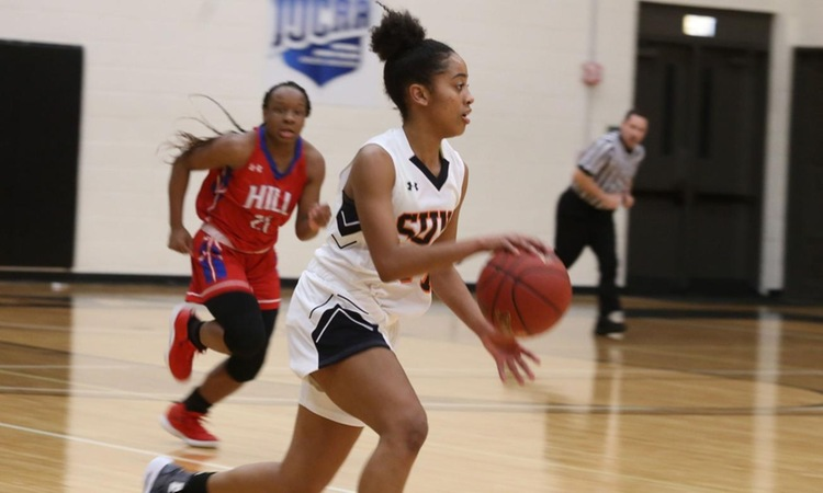 Johnson drops 20 to edge Lady Suns past ETBU (JV), 52-49
