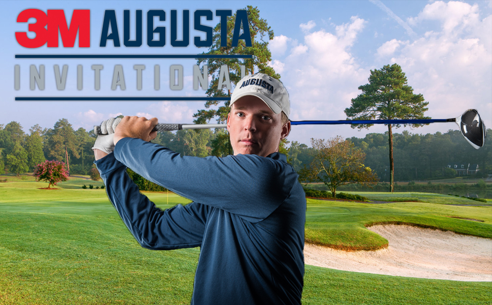 Jags Host 39th 3M Augusta Invitational April 1-2 At Forest Hills Golf Club