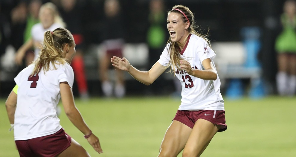 Doyles' First Career Goal Lifts Women's Soccer Over San Jose State in Season-Opener