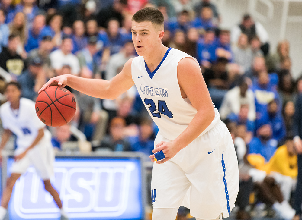 Men's Basketball Comes Up Short Against Colby-Sawyer