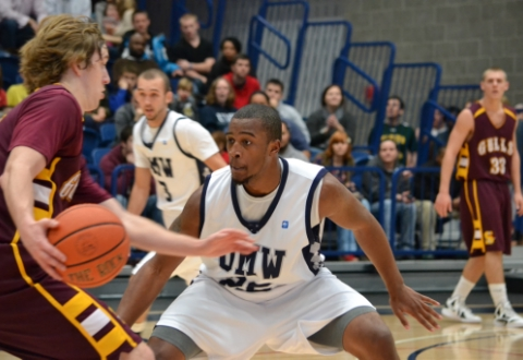 UMW Men's Basketball Falters Against Salisbury, 61-57