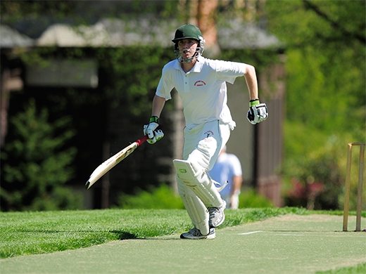 Season continues for cricket against PCC