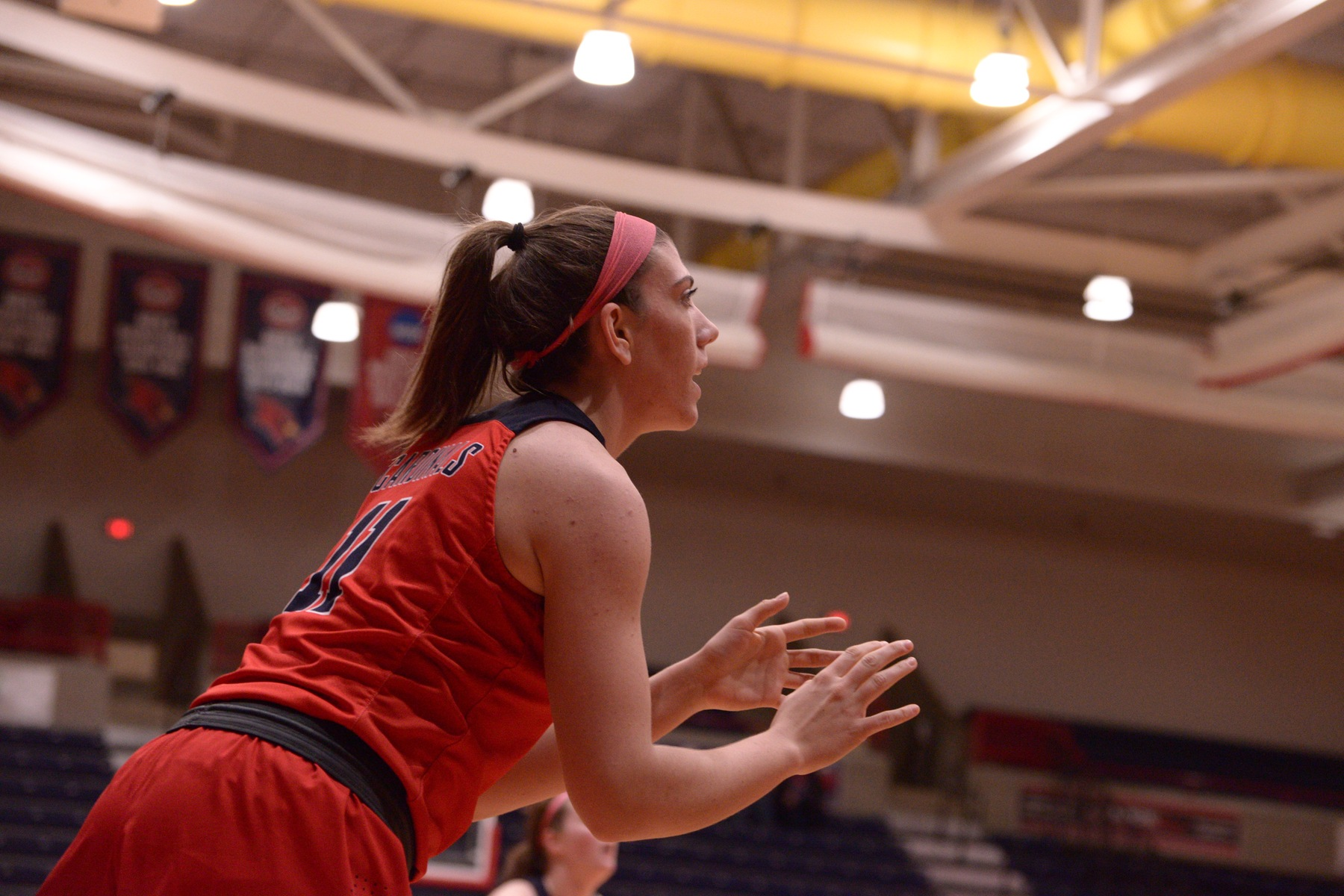 Lady Cards collect 77-73 home victory over Panthers