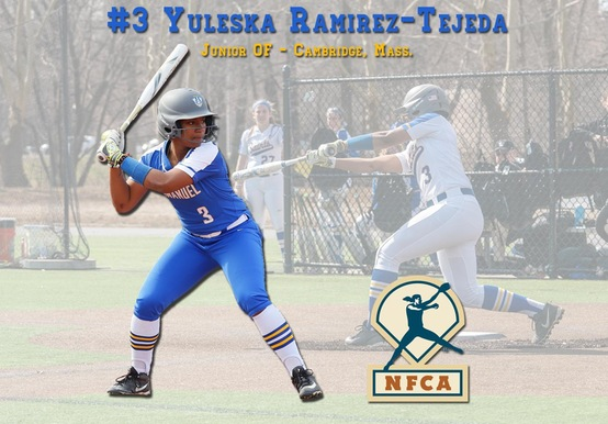 RAMIREZ-TEJEDA EARNS NFCA NEW ENGLAND ALL-REGION HONORS