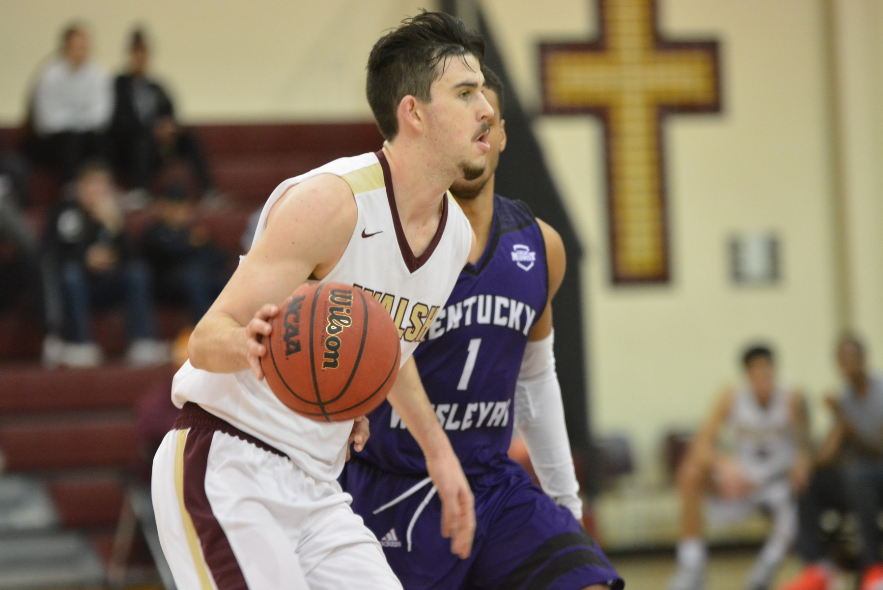 Walsh Routes Kentucky Wesleyan, Clinches G-MAC Tournament Bid