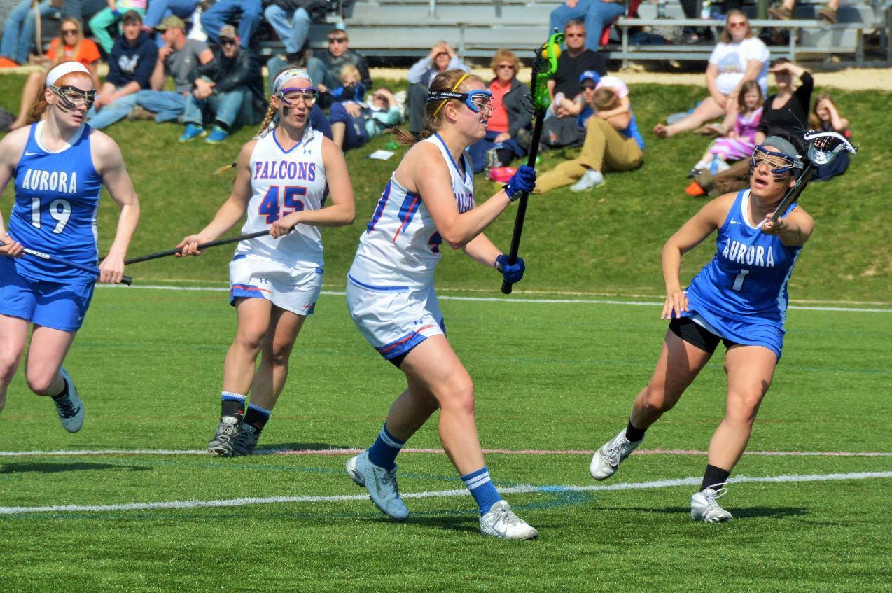 Aurora University Women's Lacrosse vs Benedictine ...