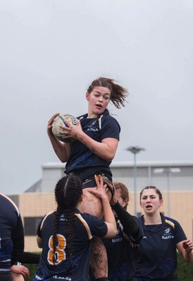 UPEI Women's Rugby recruits Brinten Comeau