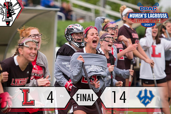 Women's Lacrosse Falls to #2 Washington and Lee in the ODAC Tourney