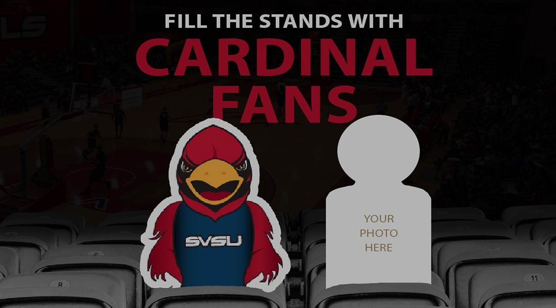 SVSU Athletics Offering 2020-21 Cardinal Fans of the Game Program