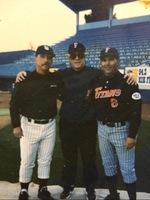 L-R Dave Snow, Wally Kincaid and George Horton