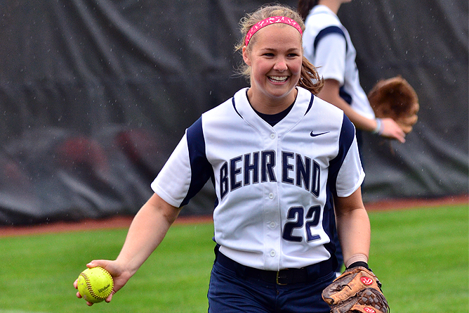 Banta Named AMCC Softball Player of the Week