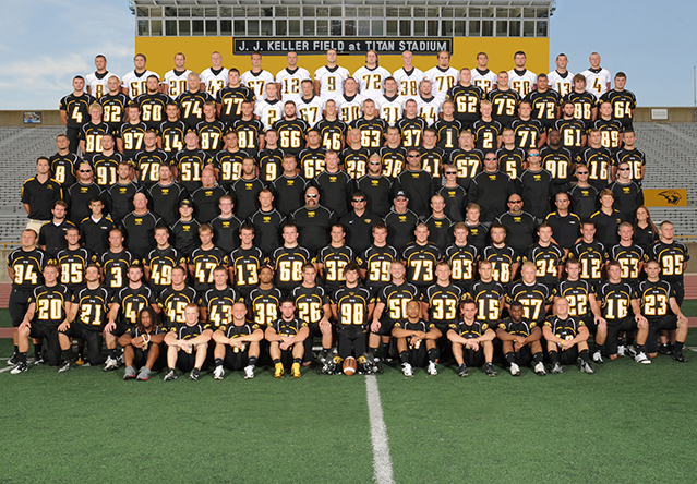 UW-Oshkosh Football Team Enjoys Magical Season