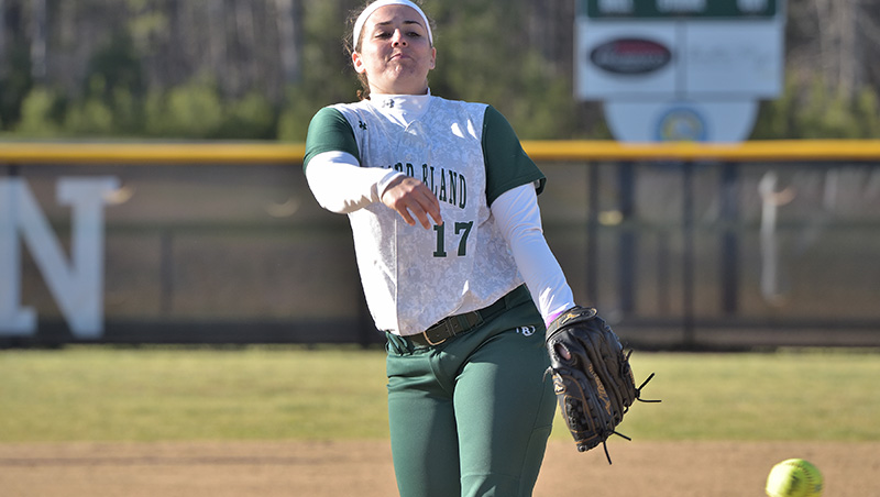 Richard Bland Wins First Two Games At Region 10 Tournament