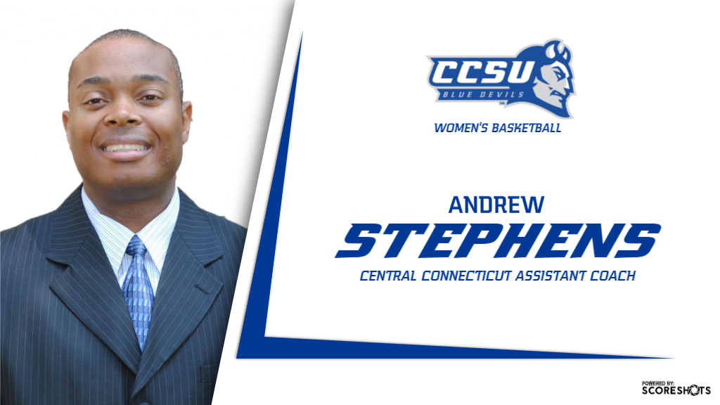 Andrew Stephens Joins Women's Basketball Staff
