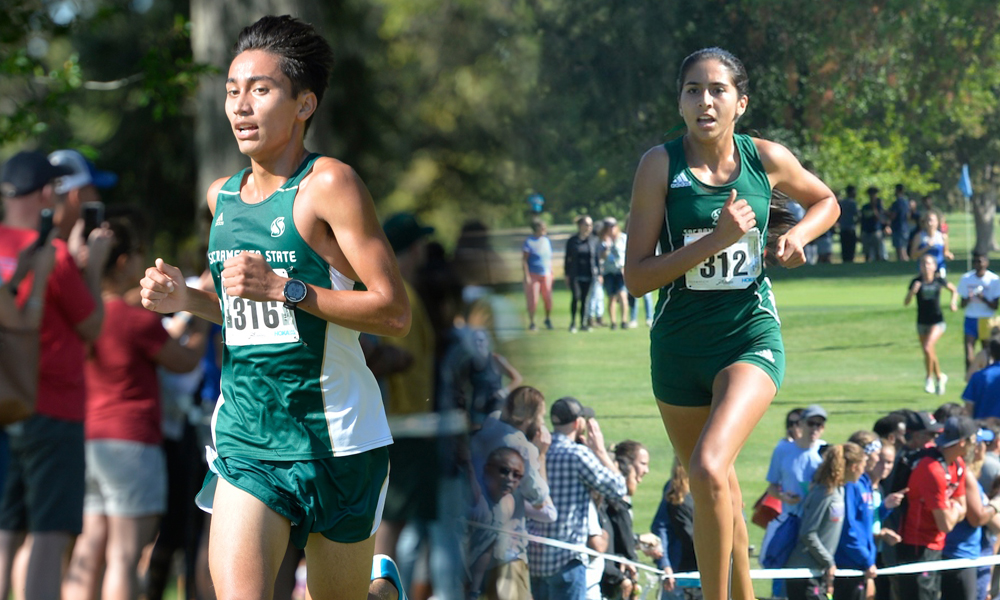 CHANGCO, QUINONES LEAD CROSS COUNTRY AGAIN AT CAPITAL CROSS CHALLENGE