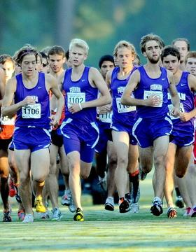 McGoogan Leads Cross Country Teams With Ninth Place Finish At Blue Ridge Open
