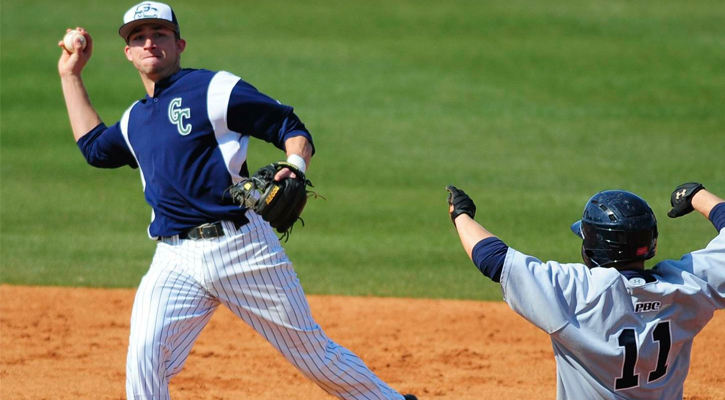 GC Baseball Sweeps Georgia Southwestern, 8-3 and 5-2