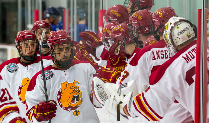 Bulldog Hockey 11th In Two Collegiate Polls This Week