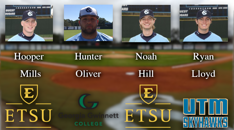 CSCC Baseball Players Commit Early