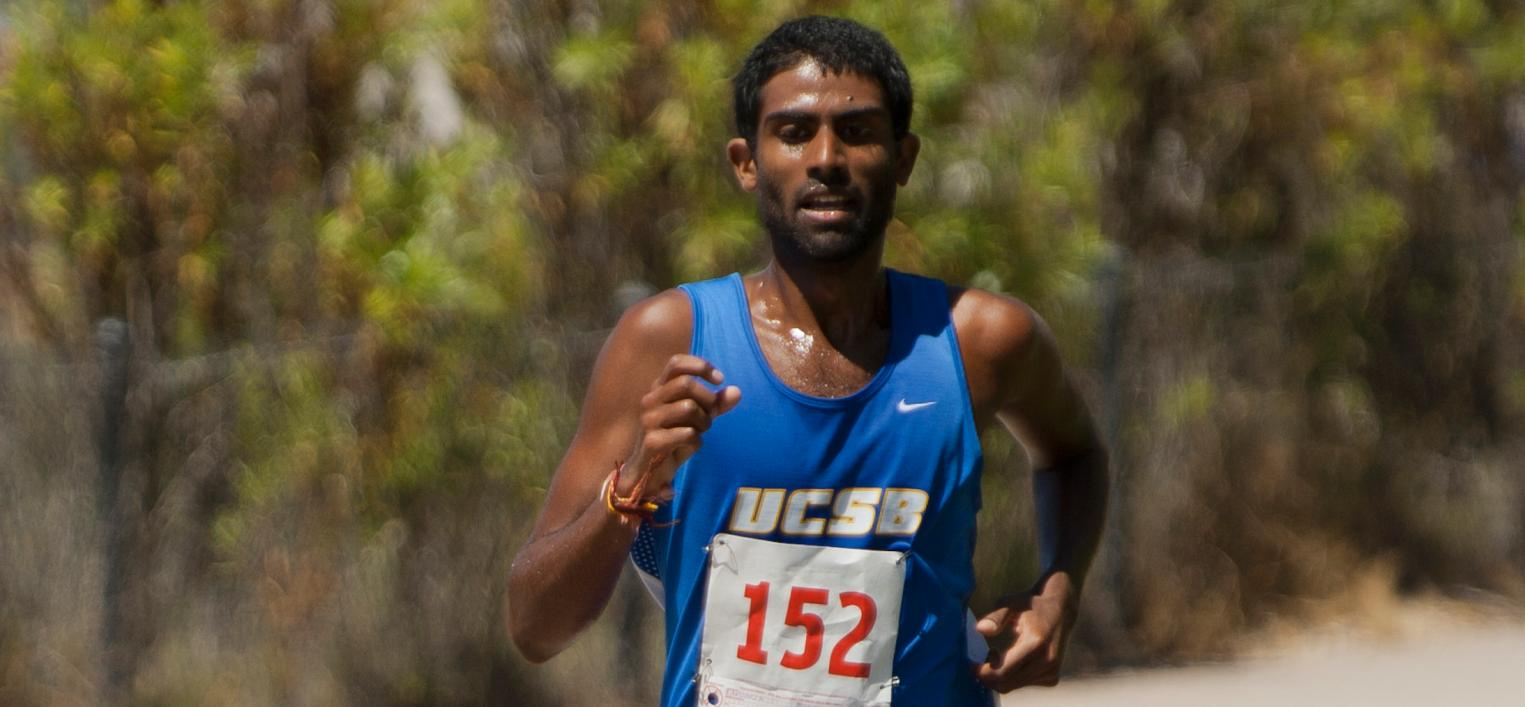Men's Cross Country Heads to Big West Championships