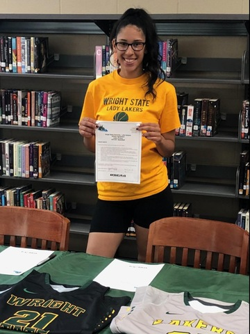 Lady Lakers sign 5'10 Post from Toledo, Ohio