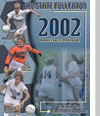 2002 Women's Soccer Cover