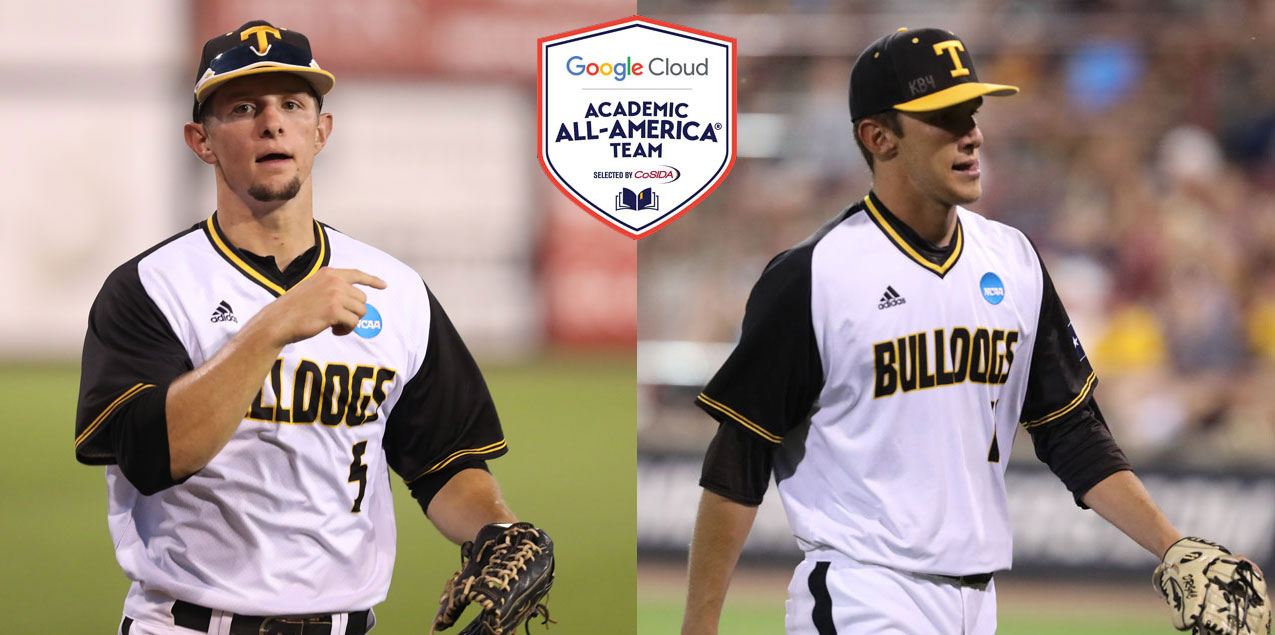 Texas Lutheran's Schaefer and Drgac Selected Google Cloud Academic All-America
