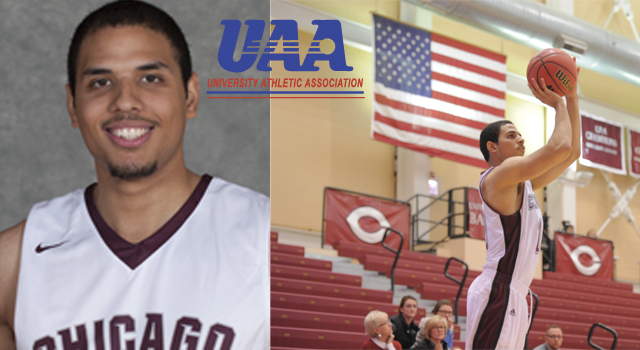 UAA Basketball Road Weekend Blog #8: Waller Perez, Chicago