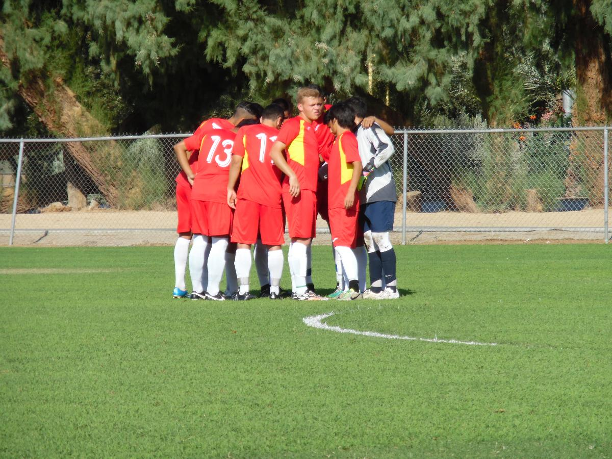 Men's Soccer Drops Foothill Opener, 5-2