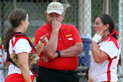 Tuesday's softball doubleheader postponed