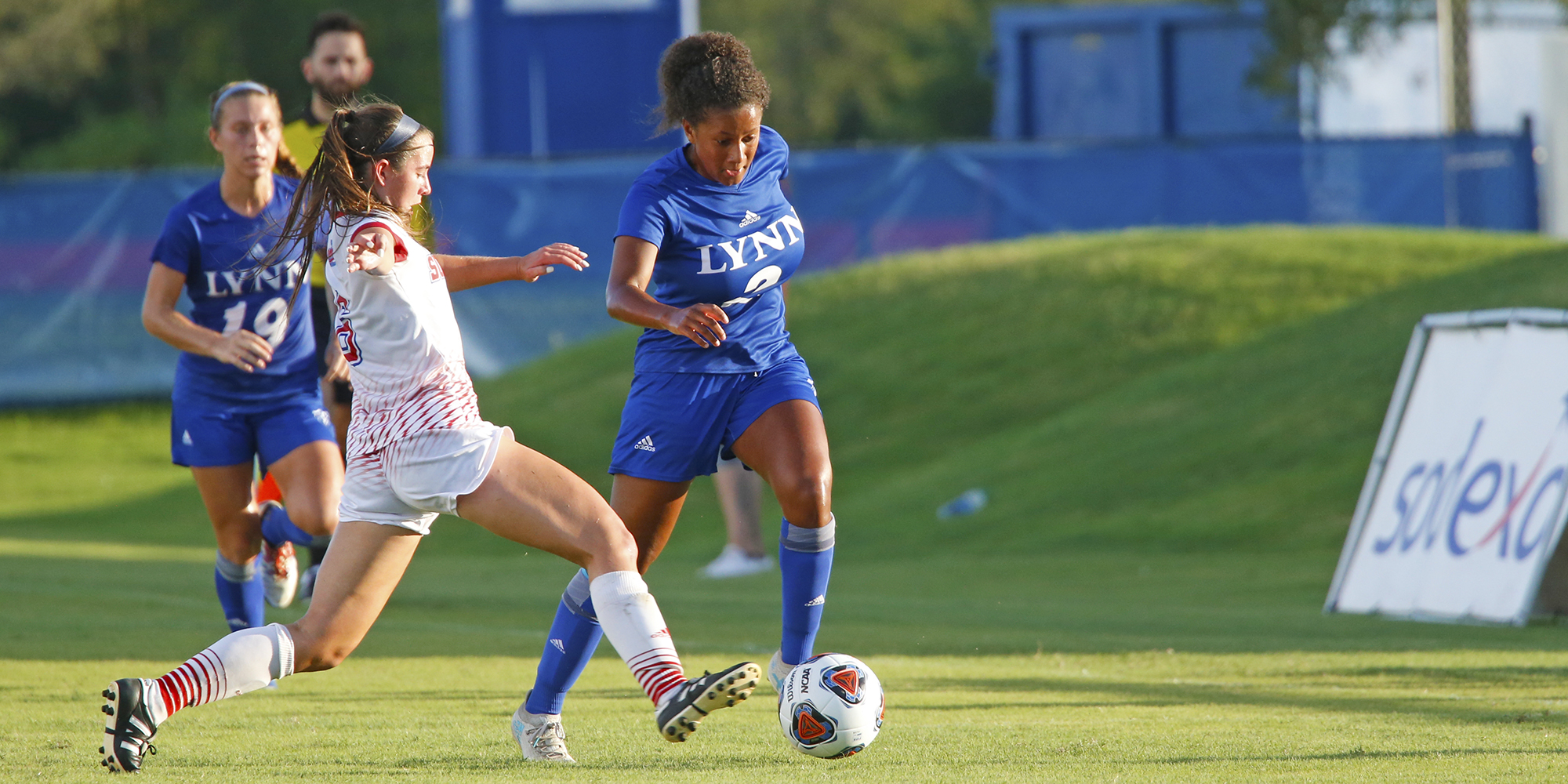 Women's Soccer Comes Up Just Short to Belmont Abbey