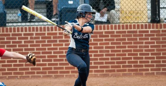 Bobcats Split Doubleheader with West Georgia