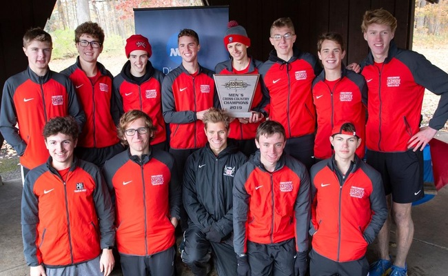 Men's Cross Country Named Raider(s) of the Week