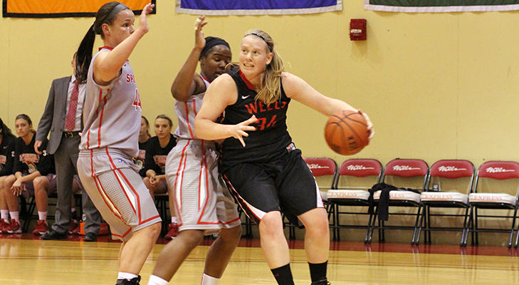 Women's Basketball Falls to SUNY Poly, 79-63