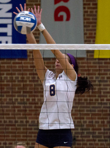 Emory & Henry Volleyball Splits A Pair Of Matches At Maryville Friday Afternoon