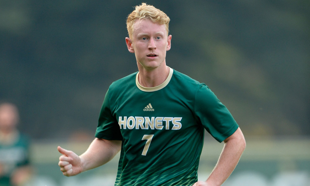 MEN'S SOCCER POSTS 2-0 ROAD WIN AT SAN JOSE STATE