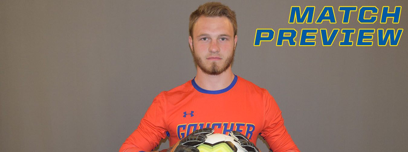 Goucher Men's Soccer Embarks On Three-Game Road Trip Starting At Wesley On Sunday