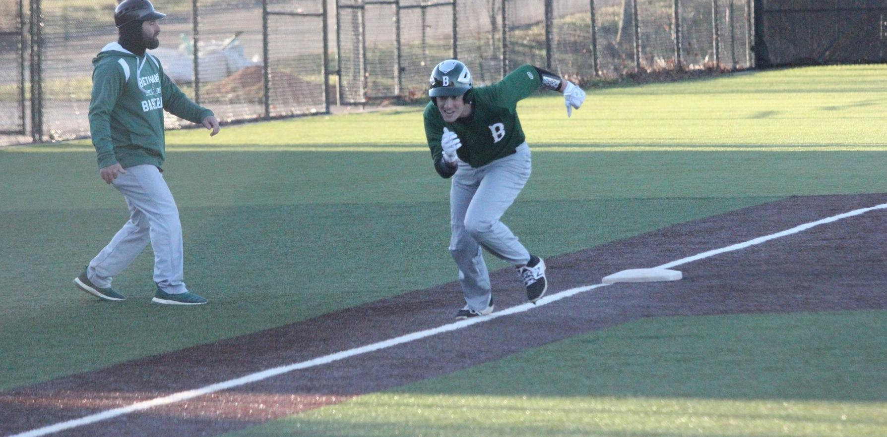 Baseball swept at W&J in season-opening games