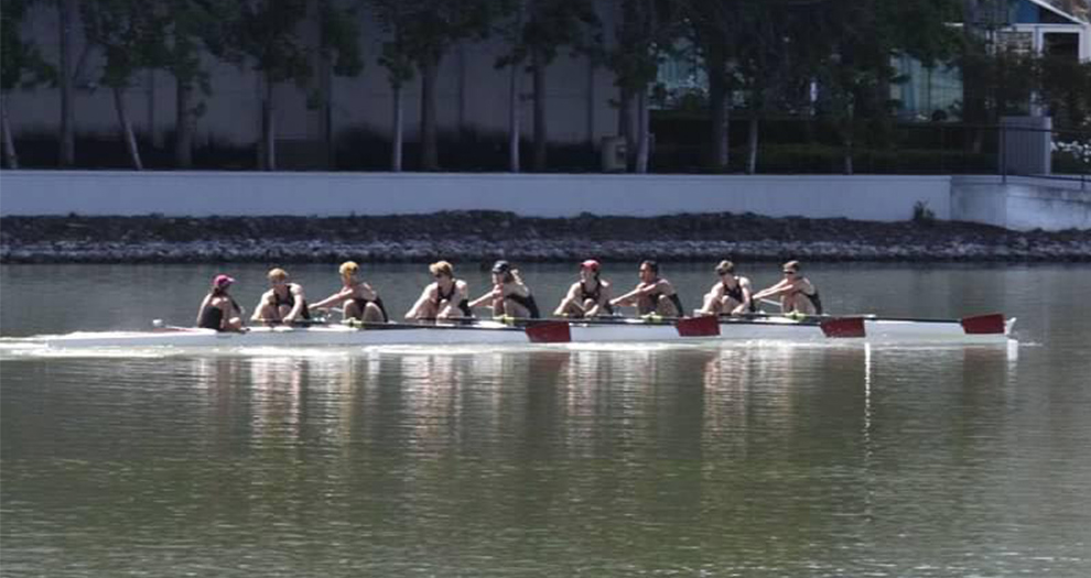 Santa Clara defeated UC Santa Barbara, Stanford, UC Irvine and Washington State in Redwood Shores.