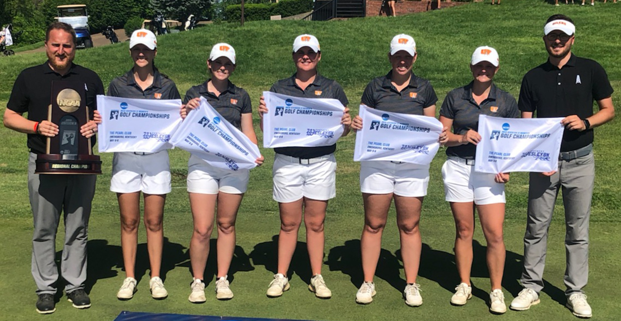 Oilers Win Regional Title | Advance to National Championship