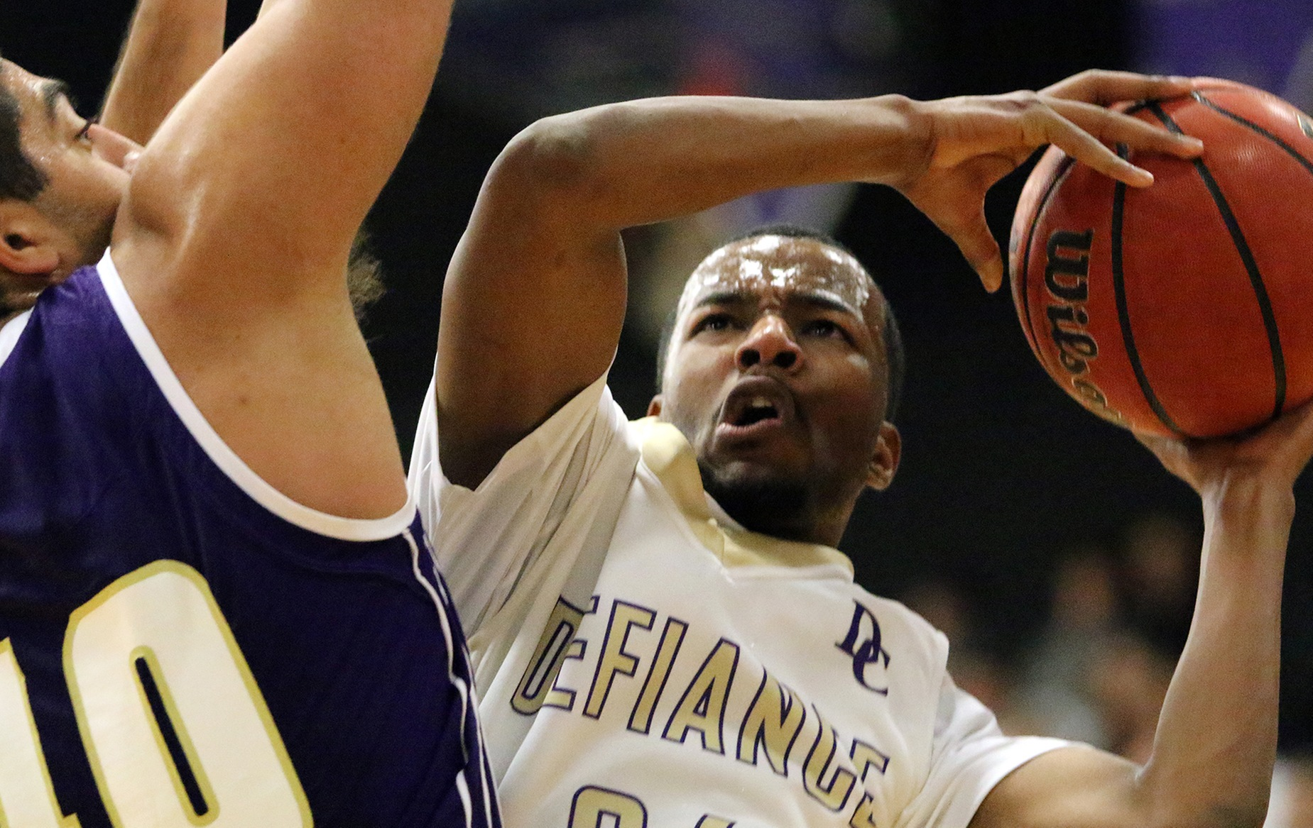 Men's Basketball Loses to Mount St. Joseph