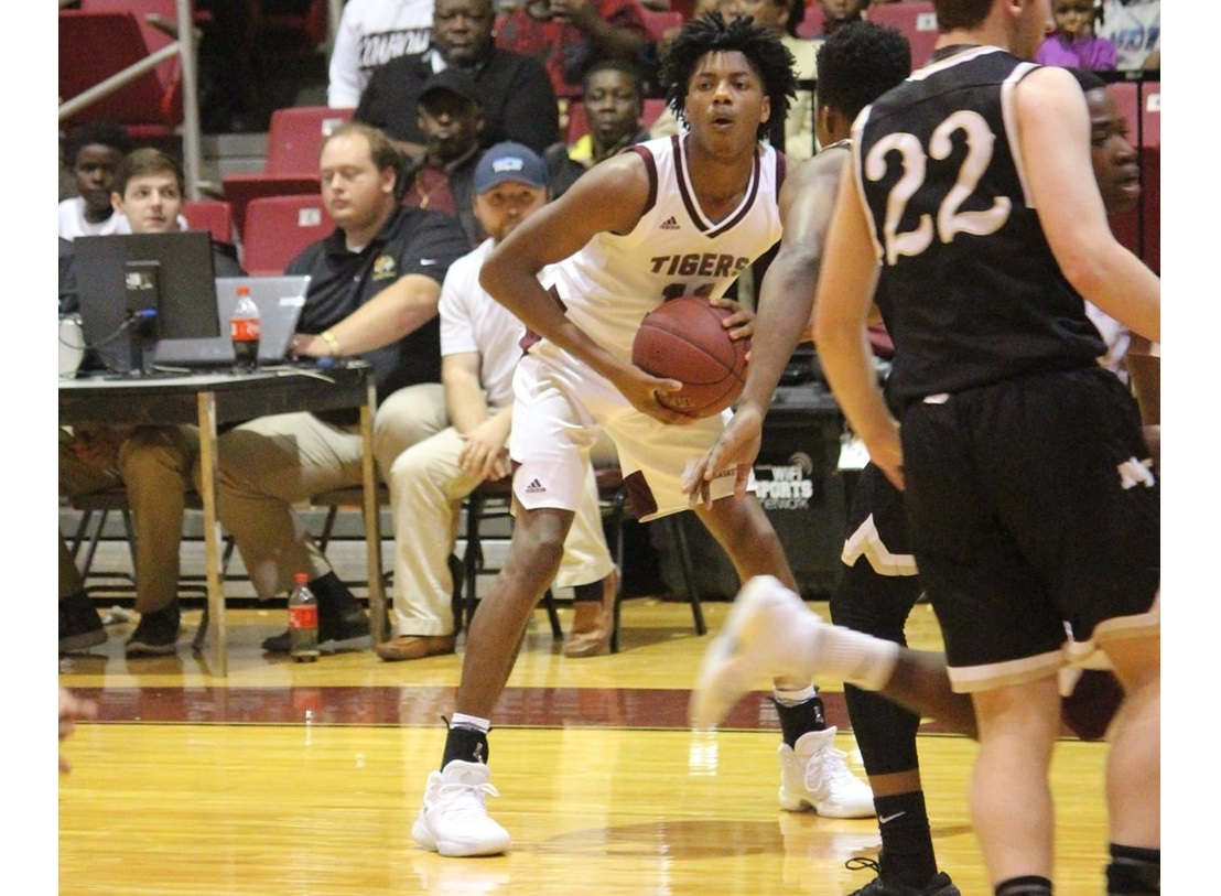 Northeast Takes Charge Against Coahoma
