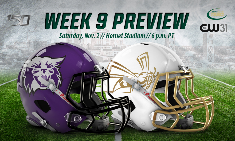 TOP 10 SHOWDOWN COMES TO HORNET STADIUM ON SATURDAY NIGHT
