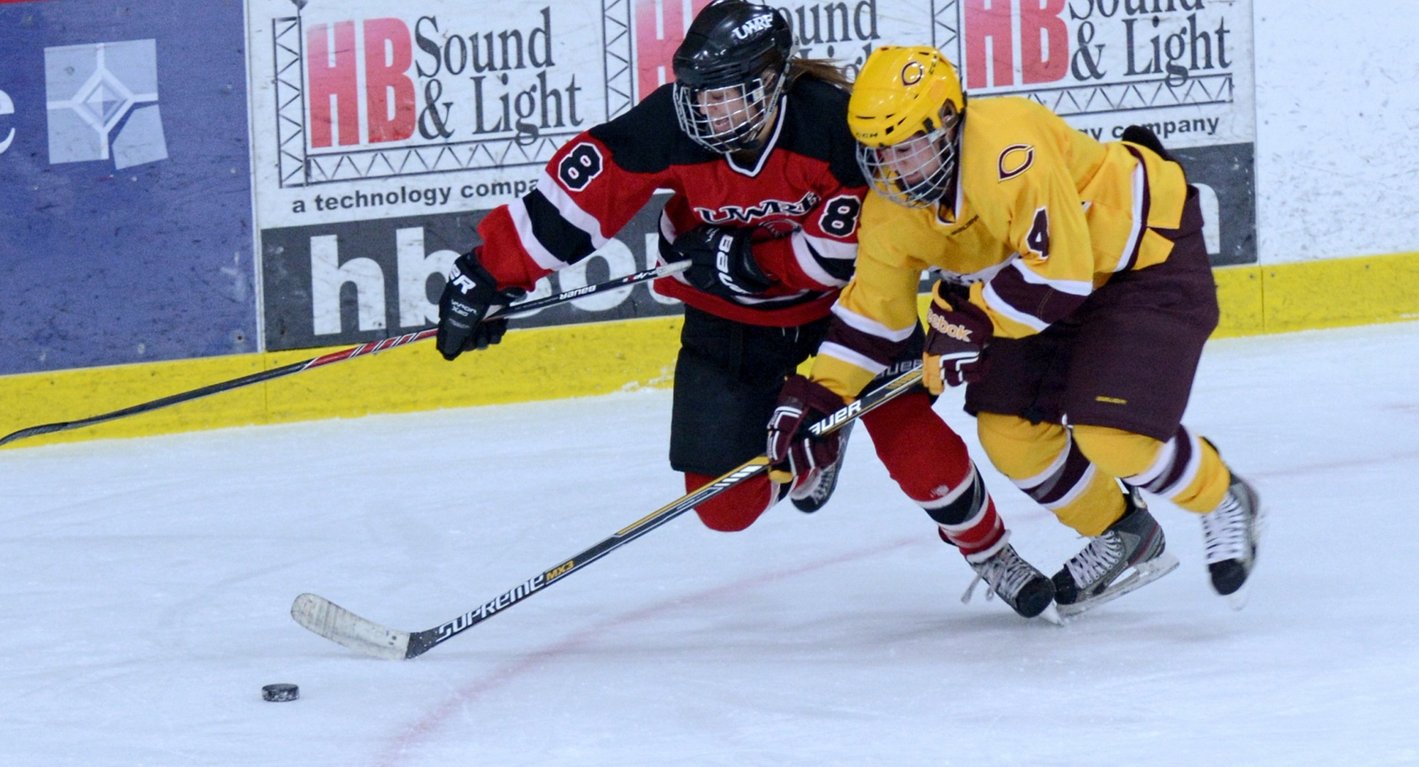 Senior Jess Nelson had both of the Cobbers' goals in the team's 4-2 loss at No.3-ranked Wis.-River Falls.