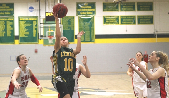 Lyndon tops Green Mountain