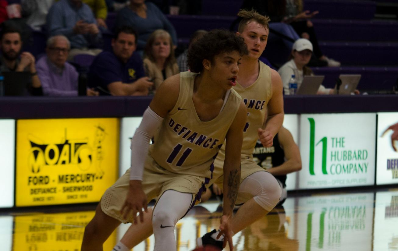 Yellow Jackets Battle Tough Against Defending HCAC Champs