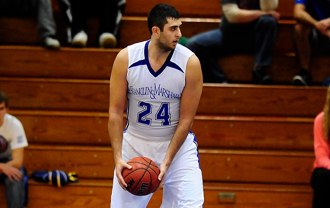 Gyokchyan Named to D3hoops.com Team of the Week