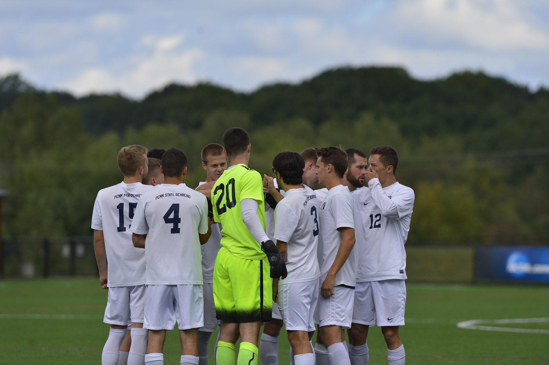 Men's Soccer Takes on Franciscan in AMCC Semifinals