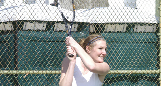 Tech women's tennis squad tripped by Murray State, 5-2