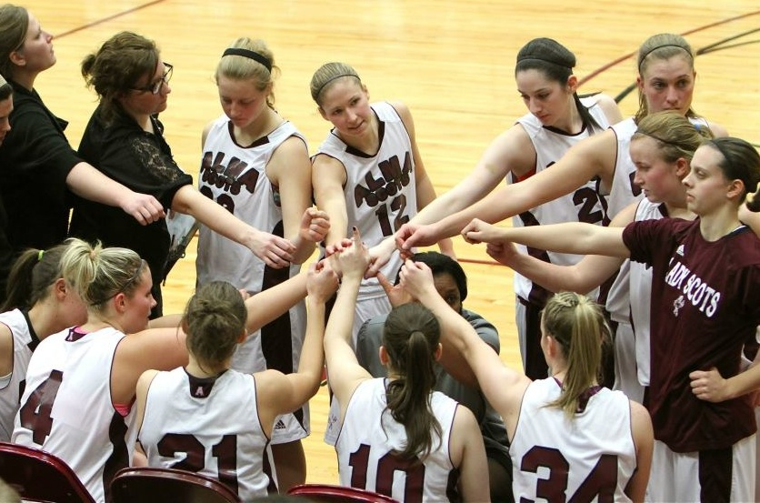 2012-13 Alma College Women's Basketball Preview